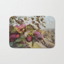 Apple Orchard Haze Bath Mat