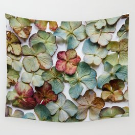 Hydrangea Petals no. 1 Wall Tapestry