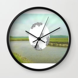 sun. Wall Clock