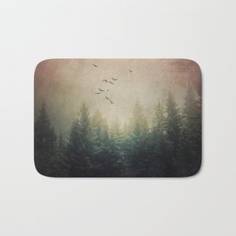 The Forest's Voice Bath Mat