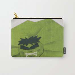 Paper Heroes - Hulk Carry-All Pouch