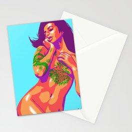 Bright Light ft. Nikki Raneses Stationery Cards