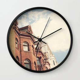 Georgetown Wall Clock