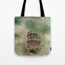 Big Tower Tote Bag