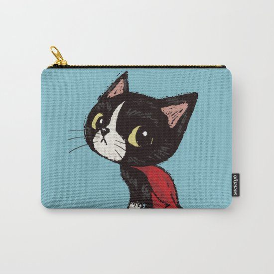 Cat Carry-All Pouch