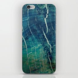 Nature abstract obsession iPhone Skin