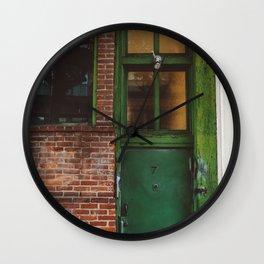 East Village II Wall Clock