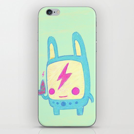Baby Lemi the Space Wanderer iPhone & iPod Skin