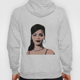 Rihanna Pop Art Hoody