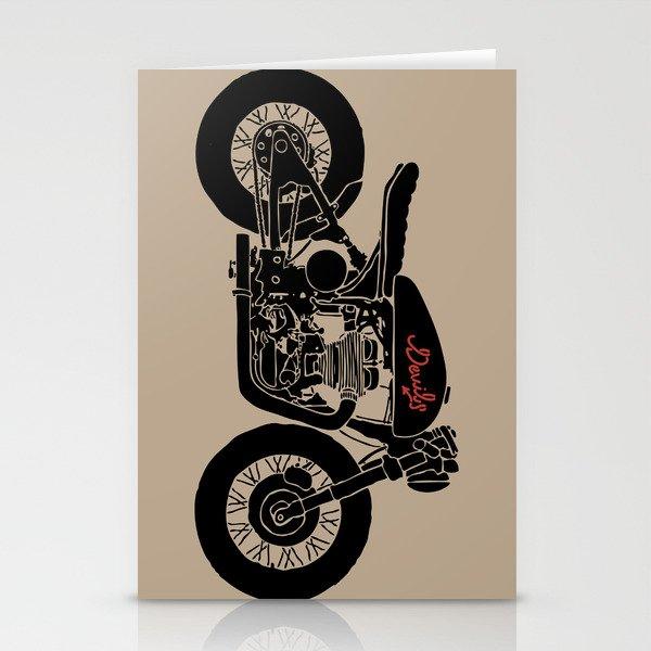 Cafe Racer - HANDSOME DEVIL'S CLUB (1/3) Stationery Cards