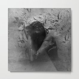 """renaissance of an eroded soul"" Metal Print"