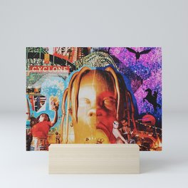 Cover fan Astroworld Mini Art Print