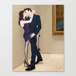 lippi lip liaison Canvas Print