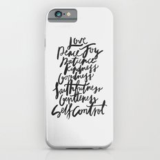 The Fruits of the Spirit iPhone 6s Slim Case