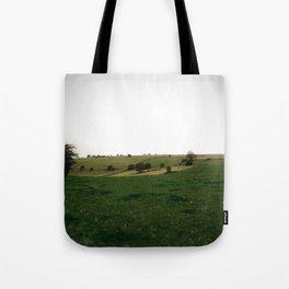 Derbyshire landscape Tote Bag