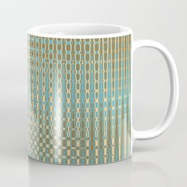 Temporal Lattice Coffee Mug