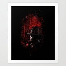 The Target Art Print