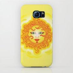 Abstract Sun G218 Slim Case Galaxy S6