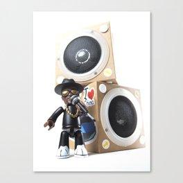 toy 3 Canvas Print