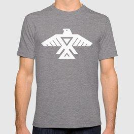 Thunderbird flag - HD image inverse T-shirt