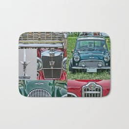 European Autos Bath Mat