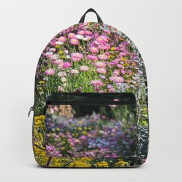 Wildflowers by Day Backpack