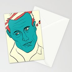 Magic in 3 colors Stationery Cards