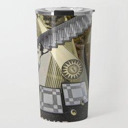 Cepahalopod Solar Reversal Travel Mug