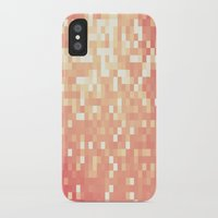peach iPhone & iPod Cases featuring Peach by Whimsy Romance & Fun