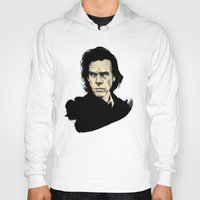 nick cave Hoodies featuring Nick Cave  by Philipp Banken