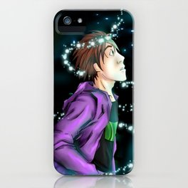 Do You Believe In Magic? iPhone Case