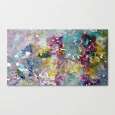 Transcendental Painting  Canvas Print