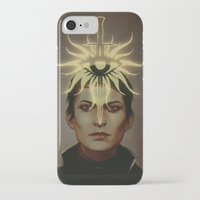 cassandra jean iPhone & iPod Cases featuring cassandra pentaghast by lgions