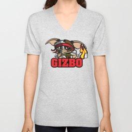 Gizbo Unisex V-Neck