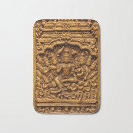 Vishnu Shrine Bath Mat