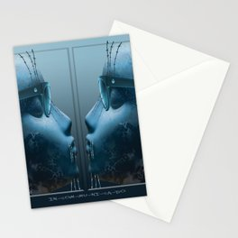 In-com-mu-ni-ca-do Stationery Cards