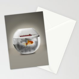 Petroliera / Tanker Stationery Cards
