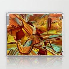 Shades of Orange Laptop & iPad Skin