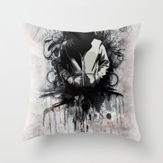 Hoodie Throw Pillow