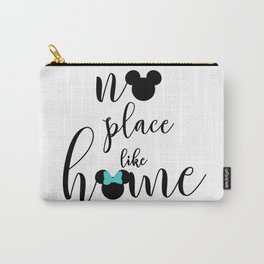 No place like home blue Carry-All Pouch