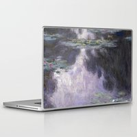 monet Laptop & iPad Skins featuring Monet by Palazzo Art Gallery