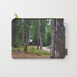 Wood by Giada Ciotola Carry-All Pouch