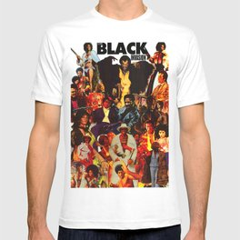 The Black Invasion T-shirt