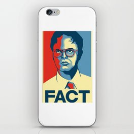Fact iPhone Skin