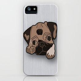 my good friend iPhone Case