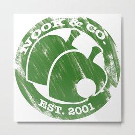 Nook & Co. Metal Print