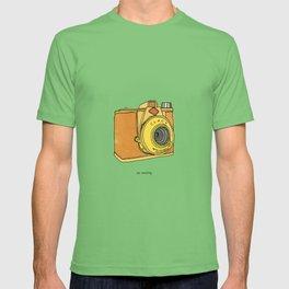 So Analog - Agfa Clack Retro Vintage Camera T-shirt