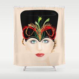 Fascinators: Cossak Shower Curtain
