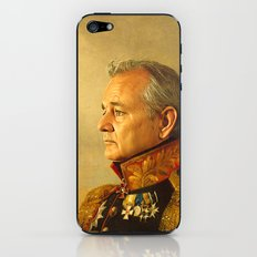 Bill Murray - replaceface iPhone & iPod Skin