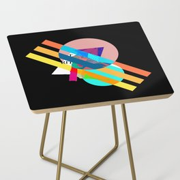 """Collage, """"RITT"""" Side Table"""